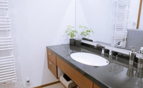 洗面台・脱衣所のリフォーム